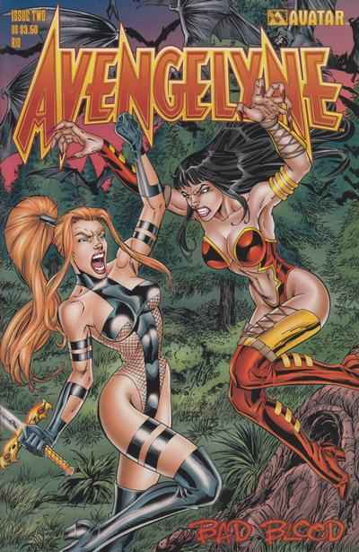 Avengelyne: Bad Blood #2 Comic Books - Covers, Scans, Photos  in Avengelyne: Bad Blood Comic Books - Covers, Scans, Gallery