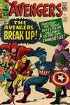 Avengers #10 Comic Books - Covers, Scans, Photos  in Avengers Comic Books - Covers, Scans, Gallery