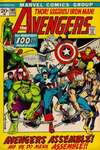 Avengers #100 comic books - cover scans photos Avengers #100 comic books - covers, picture gallery