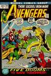 Avengers #101 Comic Books - Covers, Scans, Photos  in Avengers Comic Books - Covers, Scans, Gallery