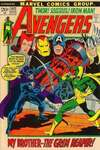 Avengers #102 comic books - cover scans photos Avengers #102 comic books - covers, picture gallery