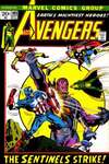 Avengers #103 Comic Books - Covers, Scans, Photos  in Avengers Comic Books - Covers, Scans, Gallery