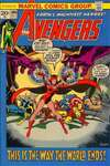 Avengers #104 comic books - cover scans photos Avengers #104 comic books - covers, picture gallery