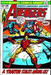 Avengers #106 comic books - cover scans photos Avengers #106 comic books - covers, picture gallery