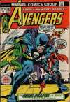 Avengers #107 comic books - cover scans photos Avengers #107 comic books - covers, picture gallery