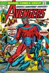 Avengers #110 comic books - cover scans photos Avengers #110 comic books - covers, picture gallery
