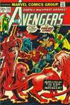 Avengers #112 comic books - cover scans photos Avengers #112 comic books - covers, picture gallery