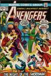 Avengers #114 comic books - cover scans photos Avengers #114 comic books - covers, picture gallery