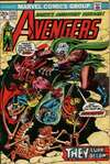 Avengers #115 comic books - cover scans photos Avengers #115 comic books - covers, picture gallery