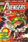 Avengers #116 comic books - cover scans photos Avengers #116 comic books - covers, picture gallery