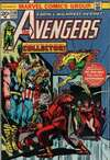 Avengers #119 comic books - cover scans photos Avengers #119 comic books - covers, picture gallery