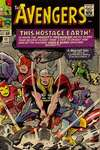 Avengers #12 Comic Books - Covers, Scans, Photos  in Avengers Comic Books - Covers, Scans, Gallery