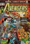 Avengers #120 comic books - cover scans photos Avengers #120 comic books - covers, picture gallery