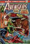 Avengers #121 comic books - cover scans photos Avengers #121 comic books - covers, picture gallery