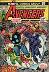 Avengers #122 comic books - cover scans photos Avengers #122 comic books - covers, picture gallery
