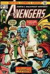 Avengers #123 comic books - cover scans photos Avengers #123 comic books - covers, picture gallery