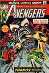 Avengers #125 comic books - cover scans photos Avengers #125 comic books - covers, picture gallery