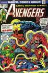 Avengers #126 comic books - cover scans photos Avengers #126 comic books - covers, picture gallery