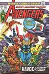 Avengers #127 comic books - cover scans photos Avengers #127 comic books - covers, picture gallery