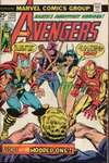 Avengers #133 comic books - cover scans photos Avengers #133 comic books - covers, picture gallery