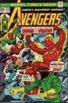 Avengers #134 comic books - cover scans photos Avengers #134 comic books - covers, picture gallery