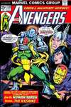 Avengers #135 comic books - cover scans photos Avengers #135 comic books - covers, picture gallery