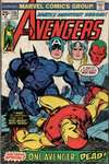 Avengers #136 comic books - cover scans photos Avengers #136 comic books - covers, picture gallery