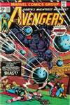 Avengers #137 comic books - cover scans photos Avengers #137 comic books - covers, picture gallery