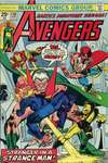 Avengers #138 comic books - cover scans photos Avengers #138 comic books - covers, picture gallery