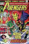 Avengers #139 comic books - cover scans photos Avengers #139 comic books - covers, picture gallery