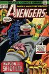Avengers #140 comic books - cover scans photos Avengers #140 comic books - covers, picture gallery