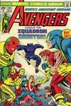 Avengers #141 comic books - cover scans photos Avengers #141 comic books - covers, picture gallery