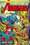 Avengers #143 comic books - cover scans photos Avengers #143 comic books - covers, picture gallery