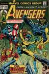 Avengers #144 Comic Books - Covers, Scans, Photos  in Avengers Comic Books - Covers, Scans, Gallery