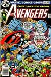 Avengers #149 comic books - cover scans photos Avengers #149 comic books - covers, picture gallery