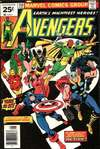 Avengers #150 comic books - cover scans photos Avengers #150 comic books - covers, picture gallery