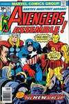 Avengers #151 comic books - cover scans photos Avengers #151 comic books - covers, picture gallery