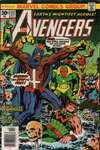Avengers #152 comic books - cover scans photos Avengers #152 comic books - covers, picture gallery