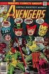 Avengers #154 comic books - cover scans photos Avengers #154 comic books - covers, picture gallery