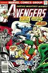 Avengers #155 comic books - cover scans photos Avengers #155 comic books - covers, picture gallery
