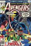 Avengers #160 comic books - cover scans photos Avengers #160 comic books - covers, picture gallery