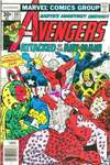 Avengers #161 comic books - cover scans photos Avengers #161 comic books - covers, picture gallery