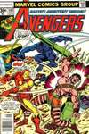 Avengers #163 comic books - cover scans photos Avengers #163 comic books - covers, picture gallery