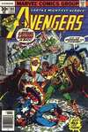 Avengers #164 comic books - cover scans photos Avengers #164 comic books - covers, picture gallery