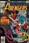 Avengers #168 comic books - cover scans photos Avengers #168 comic books - covers, picture gallery