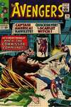 Avengers #18 comic books - cover scans photos Avengers #18 comic books - covers, picture gallery