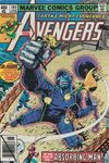 Avengers #184 comic books - cover scans photos Avengers #184 comic books - covers, picture gallery
