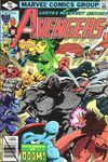 Avengers #188 comic books - cover scans photos Avengers #188 comic books - covers, picture gallery