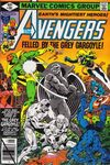 Avengers #191 comic books - cover scans photos Avengers #191 comic books - covers, picture gallery