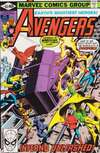 Avengers #193 comic books - cover scans photos Avengers #193 comic books - covers, picture gallery